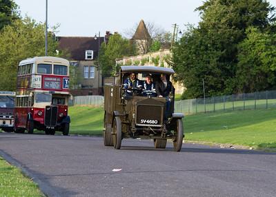 1916 - Pierce Arrow Model R Lorry