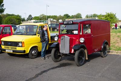 1934 - Trojan Senior Van
