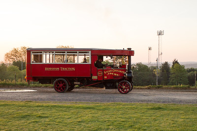 1923 - Foden Steam bus