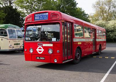 1969 - AEC Merlin Single Deck Bus
