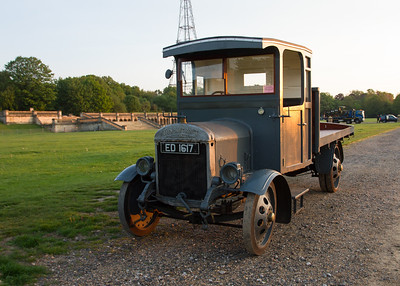 1919 - Thornycroft J Type Lorry