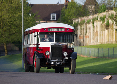 1932 - Leyland TS4 Single Deck Bus