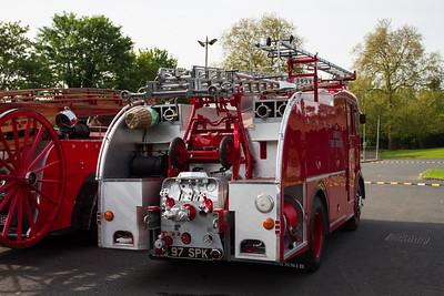1960 - Dennis F24 W/T Ladder Fire Engine