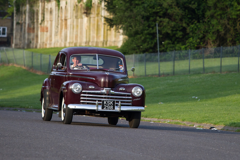1942 Ford Super Deluxe Coupe