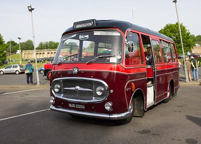 1969 - Bedford J2 Single Deck Bus