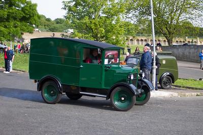 1938 - Trojan Victory Van