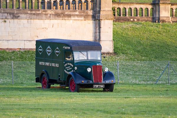 1945 Morris C Type Van