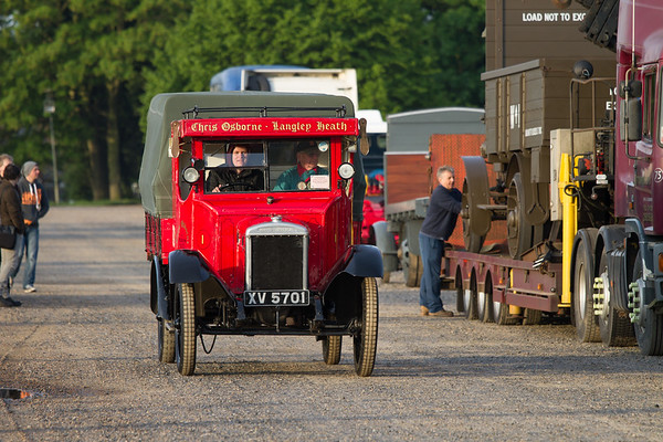 1928 - Morris Commercial 1 Ton Lorry