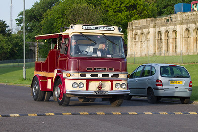 1966 - ERF LV Ballast Tractor