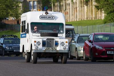 1972 - Land-Rover Ambulance