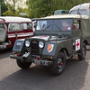 1952 - Land Rover Minerva TT Ambulance