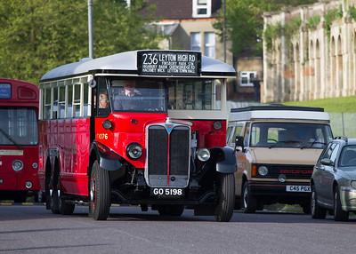 1931 - AEC LTL Trpe Single Deck Bus