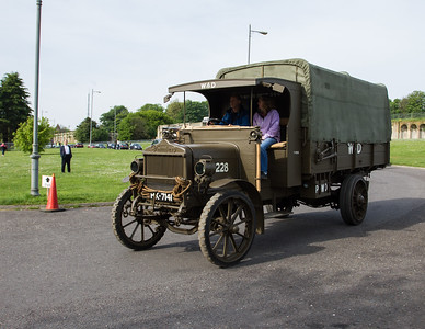 1915 - Daimler Y Type WD Lorry