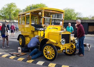 1909 - Commer RC 20Hp Estate Bus