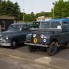 1951 - Land Rover Series 1 & 1952 - Standard Vanguard Pick-up