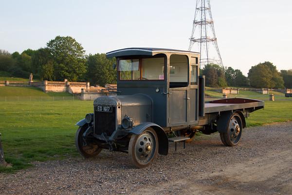1919 - Thornycroft J Type Lorry