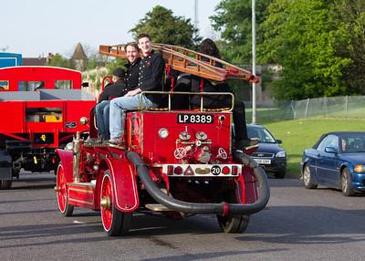 1916 - Dennis N Type Fire Engine