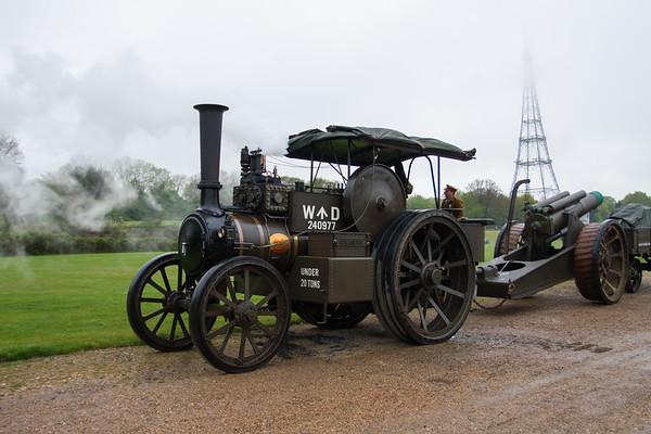 1912 - McLaren Heavy Road Locomotive