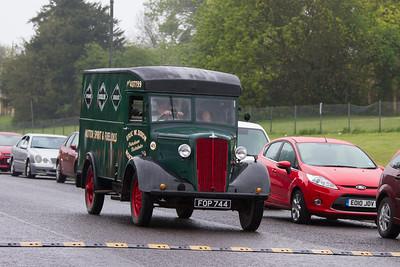 1948 - Morris 30 cwt Van