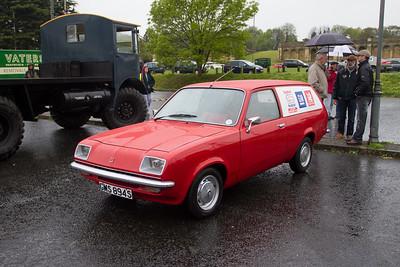 Vauxhall Chevette Van