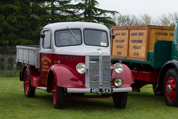 1950 - Bedford K Type Lorry