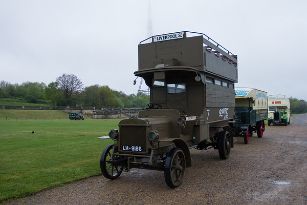 1914 - AEC B Type Motor Bus