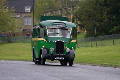 1934 - Dennis Ace Single Deck Bus
