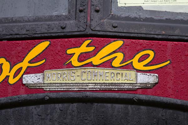 1956 - Morris PV 1 Ton Van