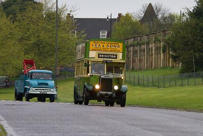 1929 - Leyland TD1 Open top Bus