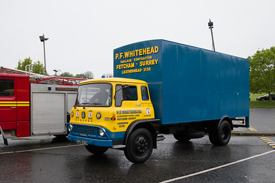 1965 - Bedford TK Box Lorry