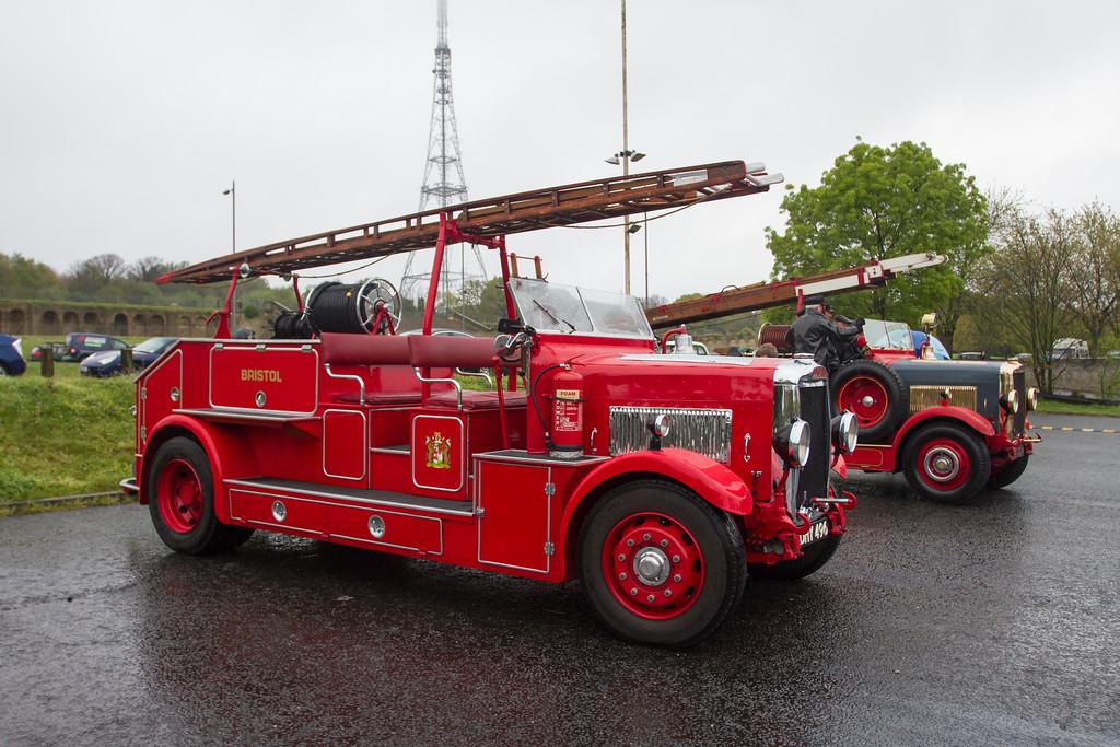 1937 - Leyland FT 3A Fire Engine