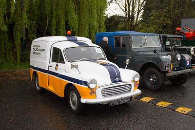 1970 - Morris Minor Van
