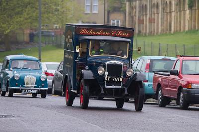 1930 - Morris Commercial Box Van