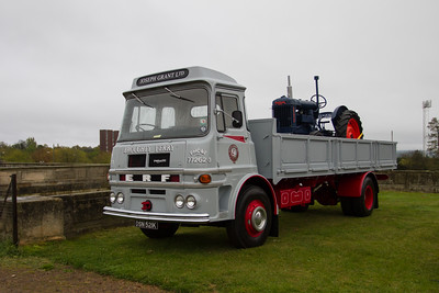 1969 - ERF LV54G Dropside Lorry