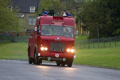 1964 - Dennis F107 Fire Appliance