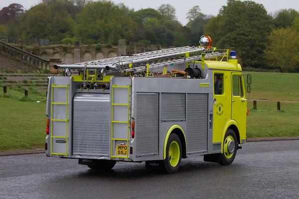 1970  - Dennis D Series Fire Appliance