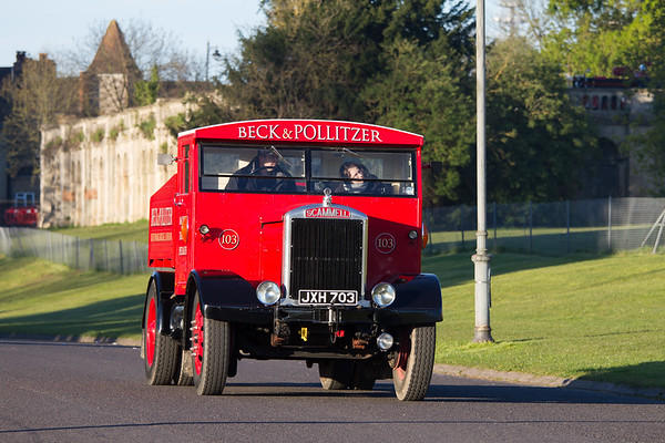 1948 - Scammell Ballast Tractor