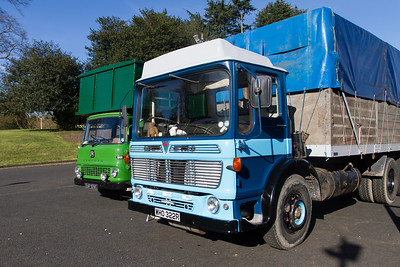 1976 - AEC Marshal Lorry