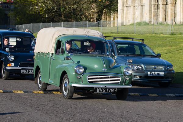 1963 - Morris 1000 Pick-up