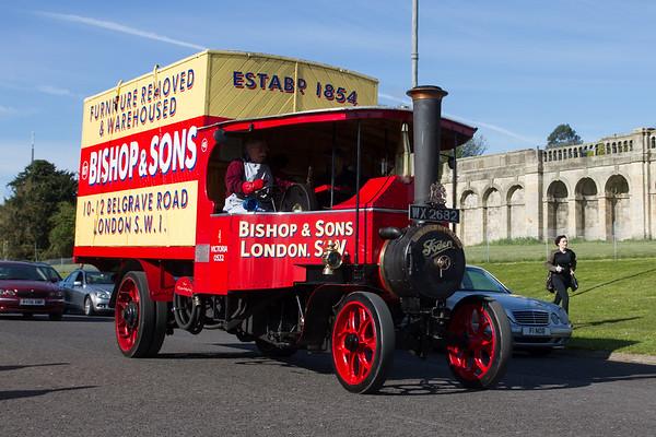 1929 - Foden HH Steam Wagon