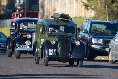1946 - Morris Z Type GPO Van
