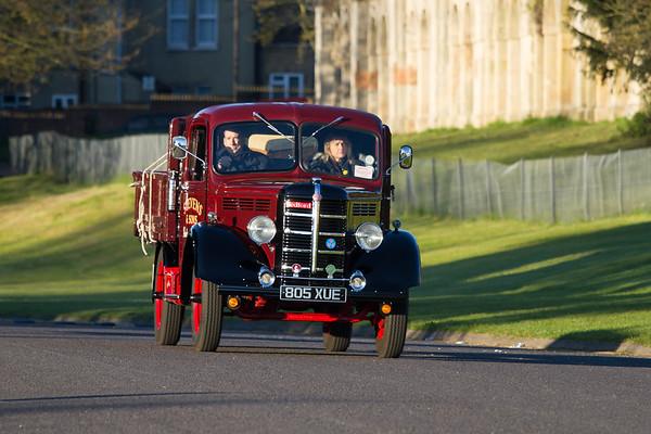 1948 Bedford K Type Dropside Lorry