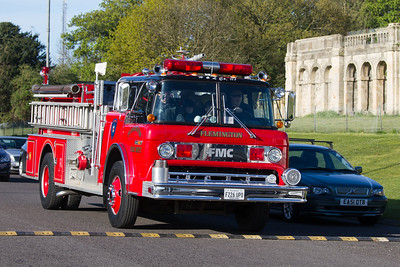 1988 - Ford C8000 Fire Appliance