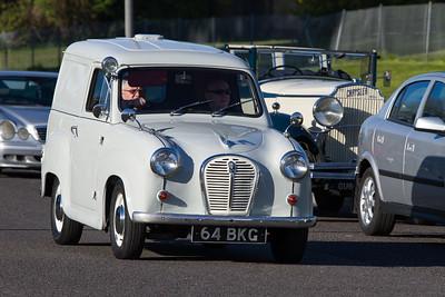 1962 - Austin A35 Van