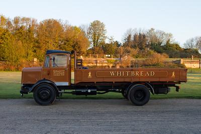1956 - Dennis Pax Dropside Lorry