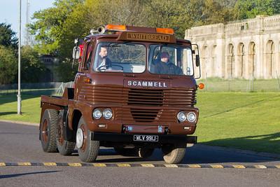 1970 - Scammell Trunker