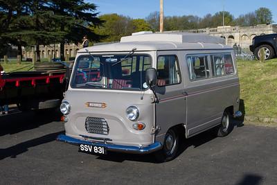 1960 - Morris J4 Van