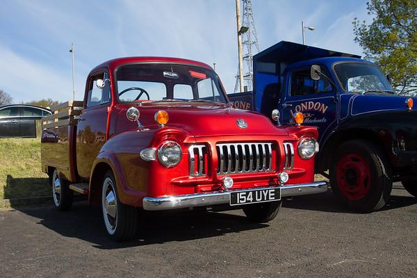 1961 - Bedford JO Pick-up Truck