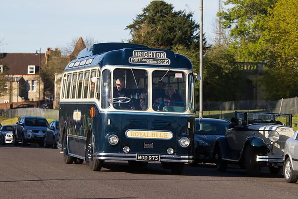 1952 - Bristol KS6G Coach