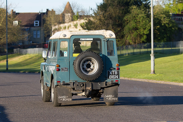 1948 Land-Rover Series 1